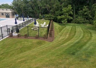 Lawn care by Frederick Landscaping Maryland