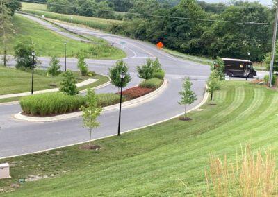 HOA Landscape Maintenance