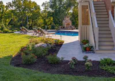 Landscaping and Hardscaping Project