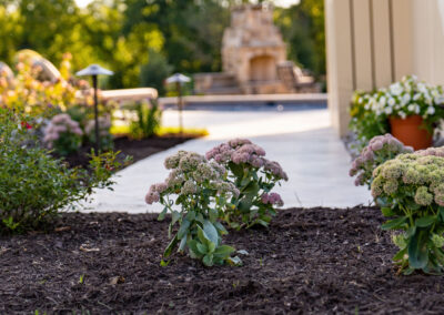 Landscaping Project in Maryland