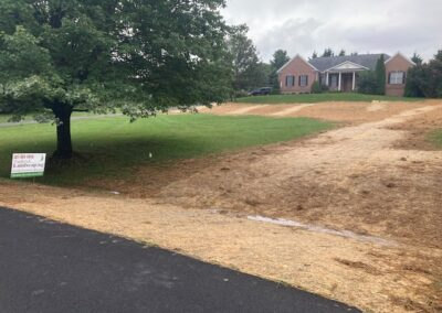 Grading and Seeding services in Maryland