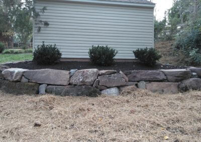 Hardscape project in Maryland